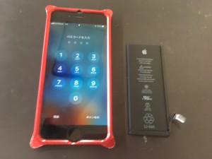 iPhone,バッテリー