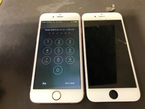 iPhone6S 表示不良