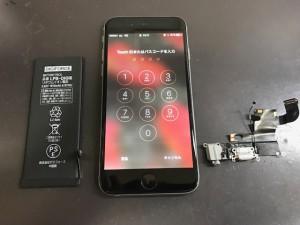 iPhone6 2点修理