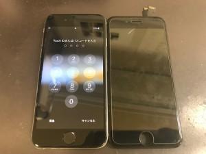 iPhone液晶破損190923