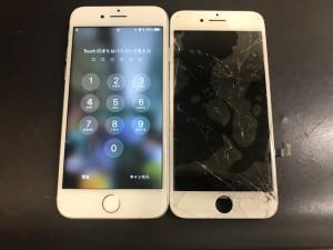 iPhone画面割れ190922