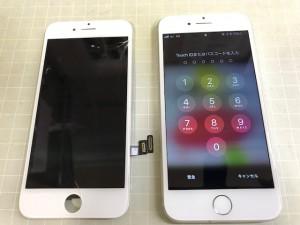 iPhone7 液晶交換
