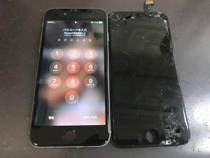 iPhone6 液晶修理