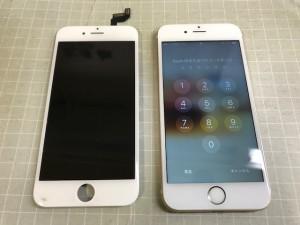 iPhone6S 表示不能