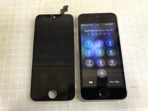 iPhone5S 表示不能