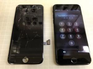 iPhone7 表示不能