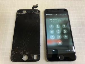 iPhone6S+ パネル重度