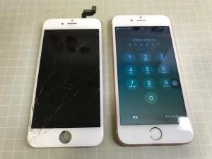 iPhone6S 表示故障