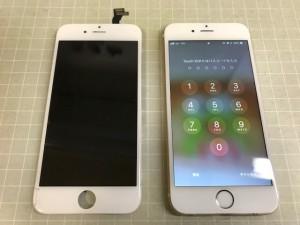 iPhone6 操作不良 191020