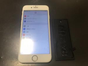 iPhone6 バッテリー