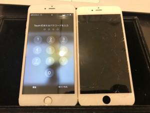 iPhone8 液晶修理