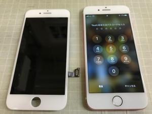 iphone8 表示不能