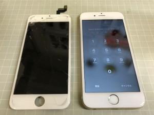 Iphone6S 表示故障 190914