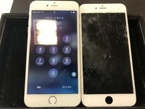 iPhone7 画面