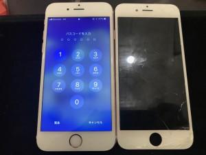 アイフォン6S 液晶割れ