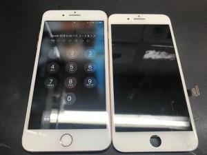 iPhone8+ 液晶