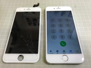 iPhone6S ひび割れ 1911209