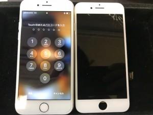 iPhone7+ 液晶修理
