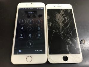 Iphone7 画面修理 191107