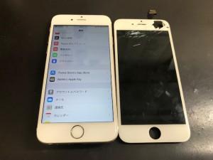 iPhone6 画面破損 191023