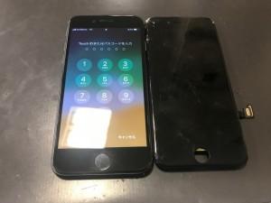 iphone8 画面液晶修理