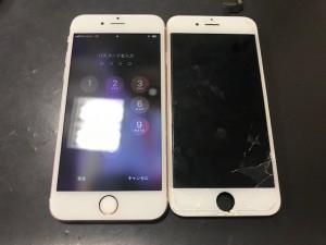 Iphone6s タッチ不良