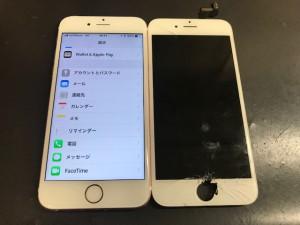 200104iPhone6S パネル交換