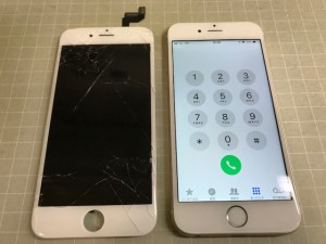 Iphone6S 液晶故障
