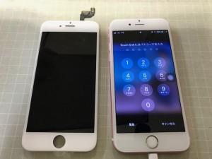 IPHONE6S タッチ不能