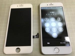 iphone8 液晶故障