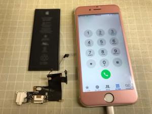 iphone6S 電源投入不能
