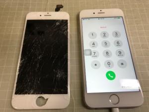 Iphone6 操作不能
