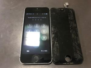 IPHONE5S 表示不良