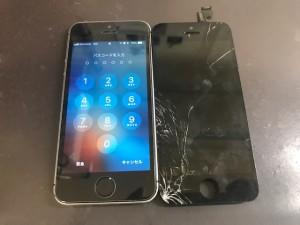 iPhoneSE タッチ不良