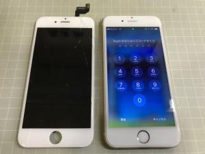 IPHONE6S タッチ不調