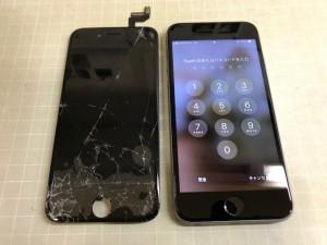 IPHONE6S+ 液晶故障