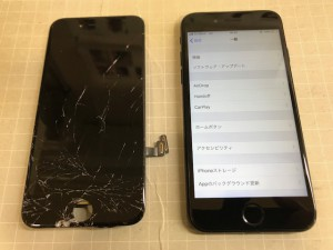 iphone7 液晶故障