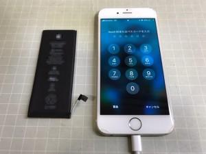iPhone6 充電不可