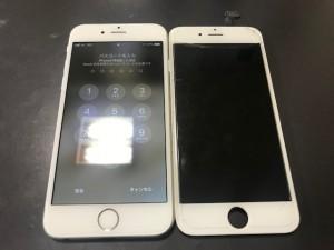 iPhone6 画面修理
