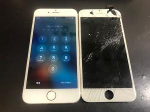 iphone6 画面破損