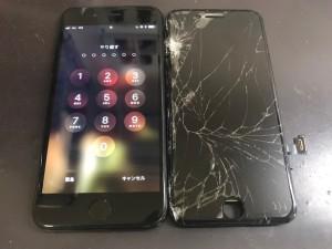 iPhone7 パネル修理