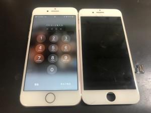 iphone7 タッチ不良修理