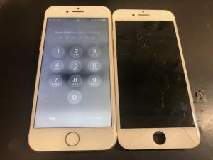 アイフォン8 画面