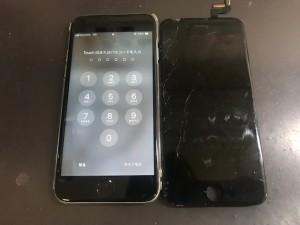 iPhone6s パネル交換