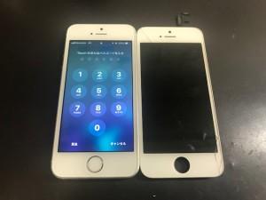 iPhoneSE パネル修理