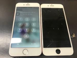 iPhone8plus 修理