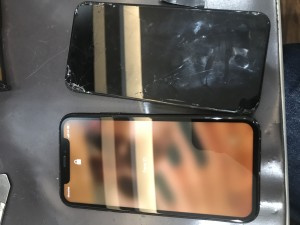 iPhoneXR 画面交換