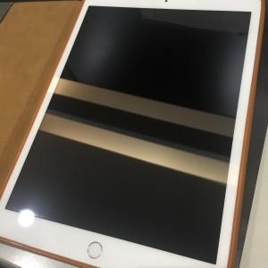 iPadなどの大画面もガラスコーティングで!!!