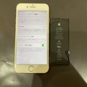 四条河原町 iPhone修理 最安値 データそのまま バッテリー交換
