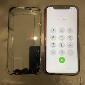 iPhone11 画面修理 河原町最安値